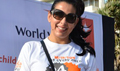 Pooja Bedi At World Vision Walkathion For Nutrition