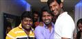 Vishal At Poojai Movie Press Show