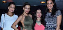 Mallaika & Amrita Arora At 'Power Women Fiesta'
