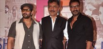 Ajay And Arshad Launch Prakash Jha's New Movies
