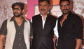 Ajay And Arshad Launch Prakash Jha's New Movies