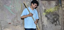 Prasoon Joshi At Swach Bharat Campaign