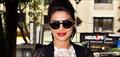Priyanka at Gold Gym to promote Mary Kom