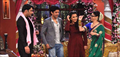 Promotion of 'Shaadi Ke Side Effects' on Comedy Nights with Kapil