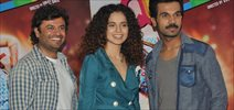 Kangna, Rajkumar And Vikash Bahi Talk About Queen