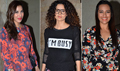 Celebs At Queen Movie Screening
