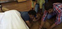 RGV - Lakshmi Manchu Short Film Working Stills