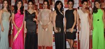 Tara Sharma, Gul Panag, Neha Lulla, Neha Dhupia, Lisa Ray And Others At Retailer Awards Nite