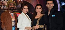 Rani Mukherjee Promotes Maardani On JDJ Sets