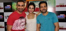 Raja Natwarlal Promotions At Radio City, Bandra