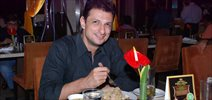 Rushad Rana Of Adlalat Snapped At Holiday Inn's Lucknow Food Fest