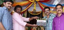 Radha Movie Opening
