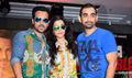 Promotions of 'Raja Natwarlal' at Club