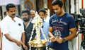 Rajathi Raja Movie Pooja