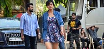 Yaariyan Actress Rakul Preet Snapped In Mehboob Studio