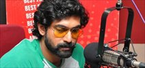 Daggubati Rana at 93.5 Red FM