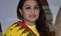 Rani Mukherjee At Ambulance Campaign Launch