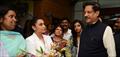Rani Mukerji hosts a screening of 'Mardaani' for Prithiviraj Chauhan