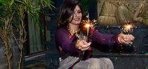 Raveena Tandon Celebrates Diwali