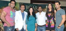 Media Meet Of Roar - Tigers Of Sunderbans
