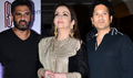 Sachin Tendulkar , Nita Ambani, Sunil Shetty At Rohit Sharma's 264 Record ODI Score Bash