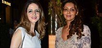 Gauri Khan And Susanne Khan At Simone Arora Store Launch