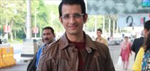 Sharman Joshi Snapped at Domestic Airport