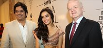 Shraddha Kapoor In At India Bridal Fashion Week 2014