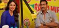 Singham Returns Promotions At Radio Mirchi