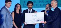 Shahrukh Khan At Gitanjali Ticket To Bollywood Night
