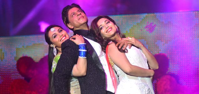 Shahrukh Khan Performs At Temptation Reloaded 2014 Malaysia