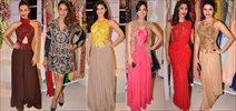 Mallaika, Bipasha, Kirti Sanon, Yami Gautam, Sophie And Prachi Desai At Sonaakshi Raaj Store Launch