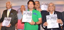 Sachin At Durgapur Tribute Book Launch