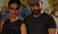 Saif & Ileana Snapped At Happy Ending Promotions