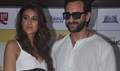 Saif And Illeana At CCD For Happy Ending Promotions