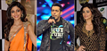 Salman and Daisy promote 'Jai Ho' on the sets of Nach Baliye 6