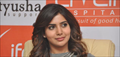 Samantha at Pratyusha Support is an NGO