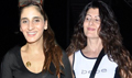 Sangeeta And Amrita Singh Snapped At PVR Juhu