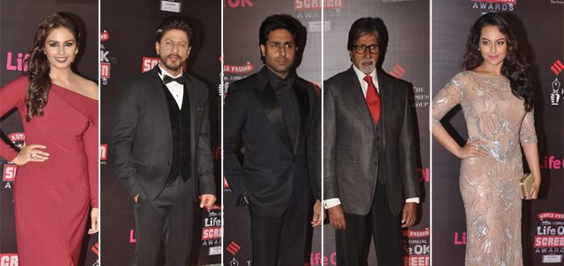 Life Ok Screen Awards 2014 - Red Carpet