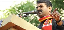 Seeman Meeting Photos