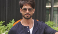 Shahid Kapur Snapped At Haider Media Meet