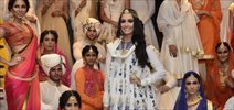 Shraddha Kapoor Walks For Rohit Bal & Jabong.com