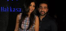 Shilpa Shetty Snapped Outisde Hakassan