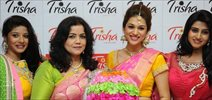 Shradda das launches Dussehra collections at Trisha