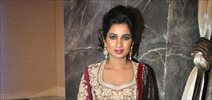 Launch of Shreya Ghoshal's album 'Humnasheen'