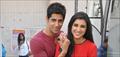 Sidharth & Parineeti promote 'Hasee Toh Phasee'