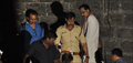 Ajay Devgan snapped shooting for Singham 2