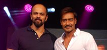 Ajay Devgn promotes 'Singham Returns' at Mithibai College