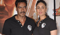 Ajay And Kareena At Singham Returns Trailer Launch