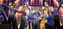 Shahrukh, Deepika And Others At Houston Slam Concert